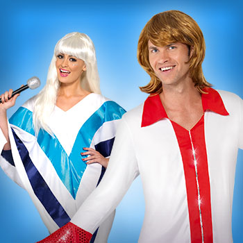 1970s Music Icon Costumes